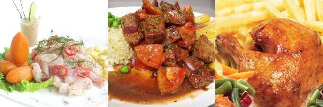 La Gastronomía Peruana